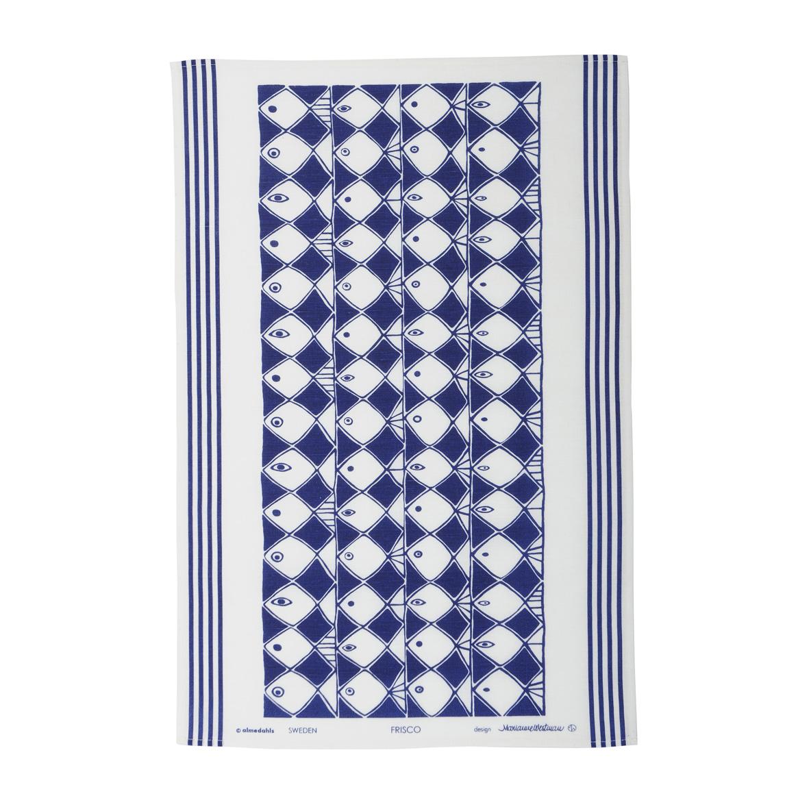 Almedahls  Textil  Frisco  K?kshandduk  Bothnia Antik & Mod?rn