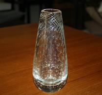 Glas - Vas - Klarglas - Bubblor