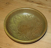 Gerd Bøgelund fat i keramik