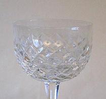 Åfors - Glas - Rutslipat - Sherryglas