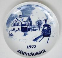 Äsperöd Design - Järnvägsjul - Vellinge Station - 1977