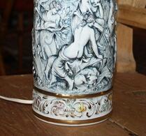 Lampa - Lampfot - Keramik - Italy