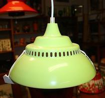 Lampa - Pendel - Lime -Retrostil