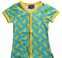 Maxomorra - Barnkläder - Lekdräkt - Pyjamas - Dino - Dinosaurier