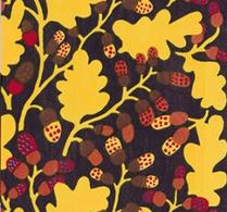 Marimekko - Pappersservett - Pähkinäpuu