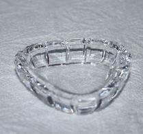 Glas - Kristall - Askfat