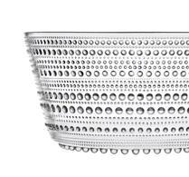 Iittala - Glas - Kastehelmi - Skål - Klarglas