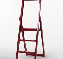 Design House - Stege - Step - Röd