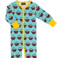 Maxomorra - Sparkdräkt - Pyjamas - Ugglor