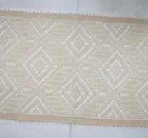 Textil - Duk - Virkad