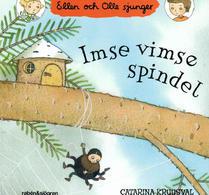 Visbok - Catarina Kruusval - Imse vimse spindel