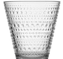 Iittala - Glas - Kastehelmi - Drickglas - Klar - 2-pack