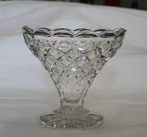 Glas - Pressglas - Skål