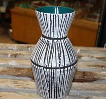 Tysk - Keramik - Vas - 50-tal