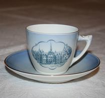 Bing & Grøndahl - Porslin - Svenska Slott - Kaffekopp - Sofiero