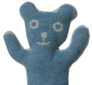 Kramdjur Bruno blå
