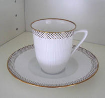 Rörstrand - Porslin - Paljette - Kaffekopp