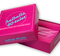 Kylskåpspoesi - Spel - Helballa 80-talet