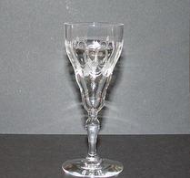 Glas - Snapsglas - Etsad dekor