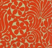 Marimekko - Pappersservett - Tamara - Orange