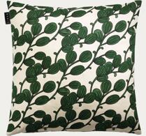 Linum - Textil - Kudde - Kuddvar - Stillwell - Grön
