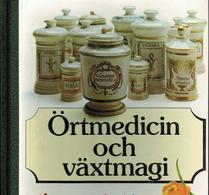 Det bästa - Bok - Örtmedicin & Växtmagi