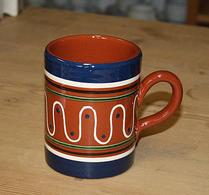 Nittsjö - Keramik - Mugg - Sejdel