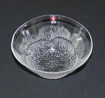 Iittala - Glas - Pioni - Skål - Dessertskål