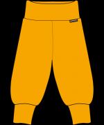 Maxomorra - Barnkläder - Velourbyxa gul