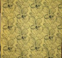 Gardin - Gardinlängd - Retro - Textil