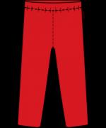 Maxomorra - Tights - Byxa - Röda