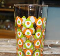 Glas - Saftglas - 70-tal