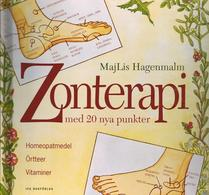 Ica Bokförlag - Bok - Zonterapi - MajLis Hagenmalm