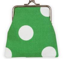 Malin Westberg - Börs - Kontokort - Happy grön