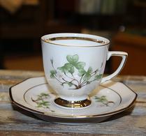 Svaneholm - Porslin - Flores Verni - Kaffekopp nr 2