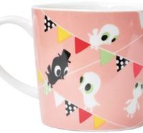 Littlephant  - Porslin - Barnmugg - Birds