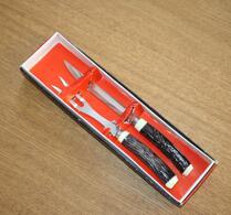 Bestick - Rostfritt stål - Carving set - Skinkbestick