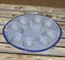 Keramik - Äggfat