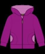 Maxomorra - Barnkläder - Zip-jacket