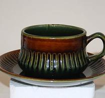 Gefle - Keramik - Oliv - Tekopp