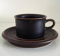 Arabia  - Keramik - Ruska - Mockakopp