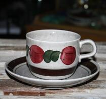 Rörstrand - Porslin - Birgitta - Kaffegods