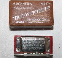 M Hohner - Trutone Pitch Pipe - Violin & Mandolin