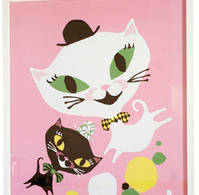 Littlephant - Plansch - Print - Tryck - Catfun