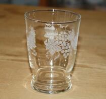 Selterglas - Vinranka - Glas