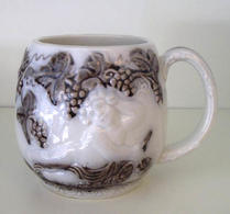 Gefle - Keramik - Mullbär - Mugg