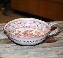 Rörstrand - Keramik - Irma Claesson - Fat med hänkel