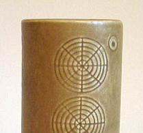 Rörstrand - Keramik - Olle Alberius - Sarek - Vas