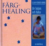 Ica bokförlag - Bok - färghealing - Lilian Verner-Bonds