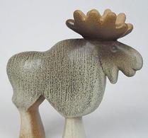Keramikstudion - Lisa Larson - Lillskansen - Älg